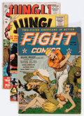 Golden Age (1938-1955):Miscellaneous, Comic Books - Assorted Golden Age Comics (Various Publishers, 1940s-'50s).... (Total: 15 Comic Books)