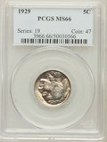 Buffalo Nickels: , 1929 5C MS66 PCGS. PCGS Population (175/3). NGC Census: (46/0).Mintage: 36,446,000. Numismedia Wsl. Price for problem free...