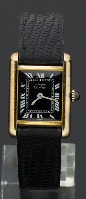 Cartier Gold Filled Wristwatch