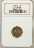 Proof Indian Cents: , 1884 1C PR66 Brown NGC. NGC Census: (60/14). PCGS Population(18/4). Mintage: 3,942. Numismedia Wsl. Price for problem free...