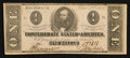 Confederate Notes:1862 Issues, T55 $1 1862 PF-7 Cr. 398.. ...