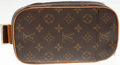 Luxury Accessories:Bags, Louis Vuitton Classic Monogram Canvas Gange Cross Body Bag. ...