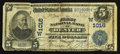 National Bank Notes:Colorado, Denver, CO - $5 1902 Date Back Fr. 590 The First NB Ch. # (W)1016....