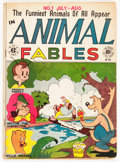 Golden Age (1938-1955):Funny Animal, Animal Fables #1 (EC, 1946) Condition: VG....