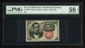 Fractional Currency:Fifth Issue, Fr. 1266 10¢ Fifth Issue PMG Choice About Unc 58 EPQ.. ...