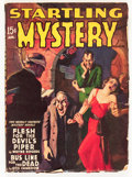 Pulps:Horror, Startling Mystery Magazine - April '40(Fictioneers Inc., 1940)Condition: VG....