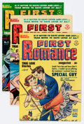 Golden Age (1938-1955):Romance, First Romance File Copies Group (Harvey, 1950-58) Condition:Average VF.... (Total: 46 Comic Books)