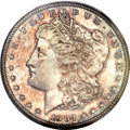 Morgan Dollars, 1904-S $1 MS64+ PCGS. CAC....
