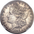 Morgan Dollars, 1893-S $1 -- Improperly Cleaned --NGC Details. XF....