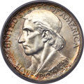 Commemorative Silver, 1935/34-S 50C Boone MS67 PCGS....