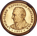 Commemorative Gold, 1905 G$1 Lewis and Clark MS65 ★ NGC....