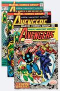 Modern Age (1980-Present):Superhero, The Avengers Box Lot (Marvel, 1974-92) Condition: Average NM....