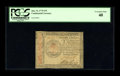 Colonial Notes:Continental Congress Issues, Continental Currency January 14, 1779 $70 PCGS Extremely Fine40....