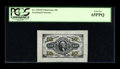 Fractional Currency:Third Issue, Fr. 1251sp 10c Third Issue Wide Margin Face PCGS Gem New 65PPQ....