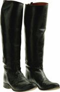 Movie/TV Memorabilia:Costumes, Marian Marsh's Riding Boots. Worn by Marsh in multiple studio andpublicity portraits, these Manfield & Sons tall riding boo...(Total: 1 Item)