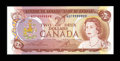 Canadian Currency: , BC47a-i $2 1974. ...