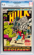 Bronze Age (1970-1979):Superhero, The Incredible Hulk #145 (Marvel, 1971) CGC NM+ 9.6 White pages....