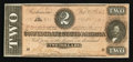 Confederate Notes:1864 Issues, T70 $2 1864 PF-6 Cr. 568.. ...