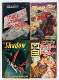 Pulps:Miscellaneous, Assorted Pulps and Paperbacks Group (Various, 1944-52) Condition: Average VG-.... (Total: 6 Comic Books)