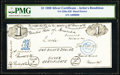 Large Size:Demand Notes, United States Treasury Artist's Rendition of Silver CertificateDenominations Ca. 1908-1909. ... (Total: 8 items)