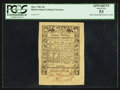 Colonial Notes:Rhode Island, Rhode Island May 1786 20s PCGS Apparent About New 53.. ...