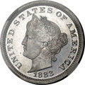 Patterns, 1883 5C Liberty Head Five Cents, Judd-1713, Pollock-1917, High R.7,PR65 NGC....