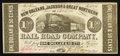 Obsoletes By State:Louisiana, New Orleans, LA - The New Orleans, Jackson & Great Northern Rail Road Company $1.50 Nov. 16, 1861 . ...