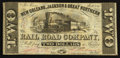 Obsoletes By State:Louisiana, New Orleans, LA - The New Orleans, Jackson & Great Northern Rail Road Company $2 Nov. 16, 1861 . ...