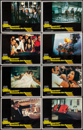 "Movie Posters:James Bond, Diamonds are Forever (United Artists, 1971). Lobby Card Set of 8(11"" X 14""). James Bond.. ... (Total: 8 Items)"