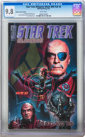 Modern Age (1980-Present):Science Fiction, Star Trek: Klingons: Blood Will Tell #5 Retailer Incentive Issue(IDW Publishing, 2007) CGC NM/MT 9.8 White pages....