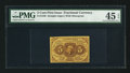 Fractional Currency:First Issue, Fr. 1230 5¢ First Issue PMG Choice Extremely Fine 45 EPQ.. ...