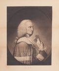 Fine Art - Work on Paper:Print, LORD LYTTELTON . 18th century. Engraving. 18 x 15 inches (45.7 x 38.1 cm). The Elton M. Hyder, Jr. Charitable and Edu...