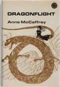 Books:Science Fiction & Fantasy, Anne McCaffrey. INSCRIBED. Dragonflight. Walker, 1969. First edition, first printing. Signed and inscribed by ...