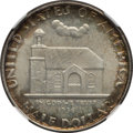 Commemorative Silver: , 1936 50C Delaware MS67 ★ NGC. NGC Census: (94/3). PCGS Population(77/1). Mintage: 20,993. Nu...