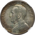 Commemorative Silver: , 1936 50C Lynchburg MS67 NGC. NGC Census: (93/3). PCGS Population(65/0). Mintage: 20,013. Numismedia Wsl. Price for problem...