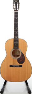 Musical Instruments:Acoustic Guitars, 2001 Martin 000-40SPR Natural Acoustic Guitar, Serial # 842925....