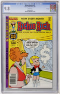 Modern Age (1980-Present):Humor, Richie Rich #212 File Copy (Harvey, 1982) CGC NM/MT 9.8 Whitepages....