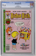 Modern Age (1980-Present):Humor, Richie Rich #213 File Copy (Harvey, 1982) CGC NM+ 9.6 Whitepages....