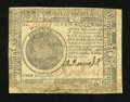 Colonial Notes:Continental Congress Issues, Continental Currency November 29, 1775 $7 Extremely Fine. A lightlycirculated example of this popular Continental issue whi...
