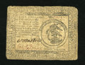 Colonial Notes:Continental Congress Issues, Continental Currency May 9, 1776 $3 Fine. Solid circulation androunded corners are found on this well signed Continental....
