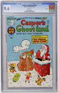 Bronze Age (1970-1979):Cartoon Character, Casper's Ghostland #94 File Copy (Harvey, 1977) CGC NM+ 9.6 Whitepages....