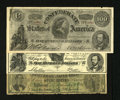 Confederate Notes:Group Lots, Confederate Facsimile Advertising Notes For Yankee Enterprises..Cambridge, (MA)- 1899 Fair Ad Note - Host Note Facsimil... (Total:3 notes)