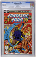 Modern Age (1980-Present):Superhero, Fantastic Four #215 (Marvel, 1980) CGC NM/MT 9.8 White pages....