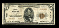 National Bank Notes:Virginia, Tazewell, VA - $5 1929 Ty. 2 Tazewell NB Ch. # 6123. ...