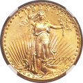 Saint-Gaudens Double Eagles, 1926 $20 MS66+ NGC....