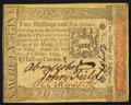 Colonial Notes:Pennsylvania, Pennsylvania October 1, 1773 2s 6d Very Fine.. ...