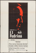 """Movie Posters:Crime, The Godfather (Paramount, 1972). Argentinean Poster (29"""" X 43"""").Crime.. ..."""