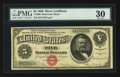 Large Size:Silver Certificates, Fr. 260 $5 1886 Silver Certificate PMG Very Fine 30.. ...