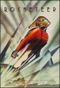 "Movie Posters:Action, The Rocketeer (Walt Disney Pictures, 1991). One Sheet (27"" X 40"").Action.. ..."