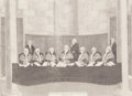 Fine Art - Work on Paper:Print, THE COURT OF SESSION SECOND DIVISION. March 1812. Engraving. 7-1/2 x 10 inches (19.1 x 25.4 cm). The Elton M. Hyder, Jr. C...